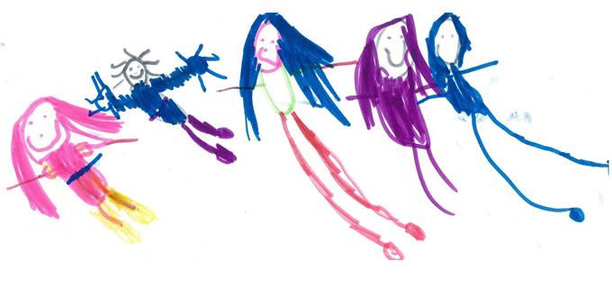 art at moruya pre school